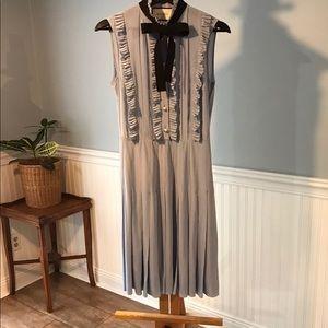 16c73e4e9 Gucci baby blue silk pleated dress